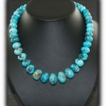 Blue Moon Turquoise Beads